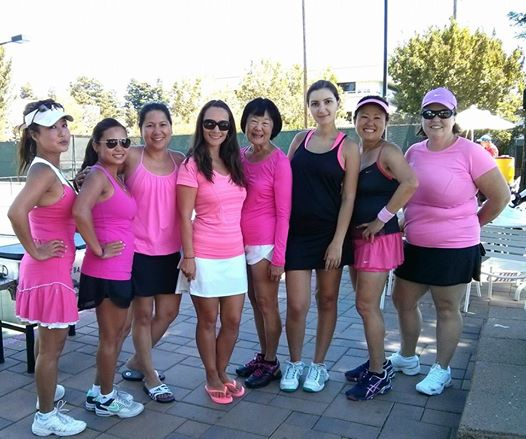 Моя теннисная команда, Bay Club Santa Clara 3.0