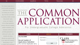 common-application